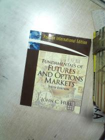 FUNDAMENTALS OF FUTURES AND OPTIONS MARKETS SIXTH EDITION  期货与期权市场基础第六版 大16开   01