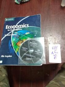 Economics for the IB Diploma with -ROM(付光盘)