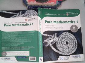 Pure Mathematics 1: Cambridge International AS and A Level Mathematics)