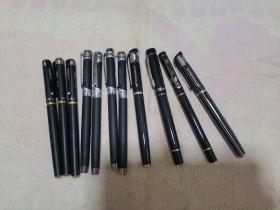 钢笔(11支)