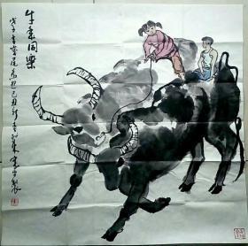孟宪平国画作品