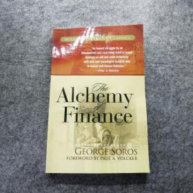The Alchemy of Finance:Reading the Mind of the Market 索罗斯金融炼金术