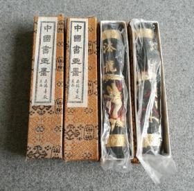 法龙   二两         上海墨厂  曹素功     90年代早期    ,墨液润滑细腻    老墨旧墨墨锭    每锭80元