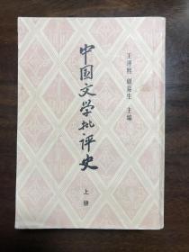 中国文学批评史上中下