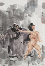 傅小石【国画】