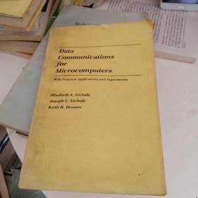 微型计算机的数据通信 英文版