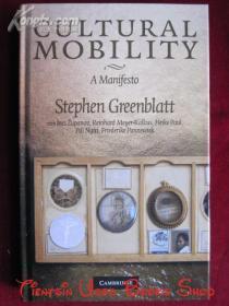 Cultural Mobility: A Manifesto(英语原版 精装本)文化流动:宣言