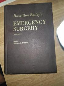 Emergency Surgery请仔细看图