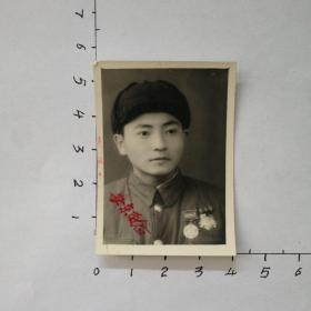 抗美援朝军人照片2