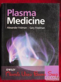 Plasma Medicine(英语原版 平装本)等离子体医学