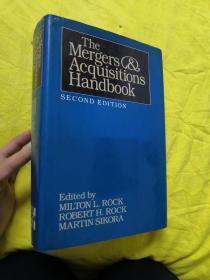 the Mergers & Acquisitions Handbook 并购手册【英文原版书 正版】16开本