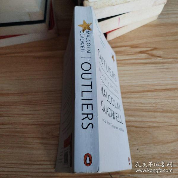 Outliers异类 英文原版
