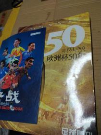 欧洲杯50年【足球周刊】