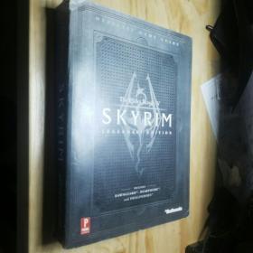 国内现货 Elder Scrolls V Skyrim 上古卷轴5 天际 传奇版 攻略 电脑游戏
