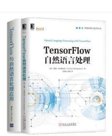 正版 TensorFlow与自然语言处理+应用 基于TensorFlow深度学习 自然语言处理入门 统计自然语言处理 tensorflow实战教程
