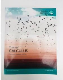 Thomas Calculus in SI Units 英文原版 培生:托马斯微积分