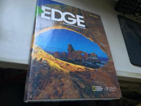 EDGE  reading writing language【精装本】外文原版精装