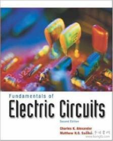 Fundamentals of Electric Circuits with CD-ROM