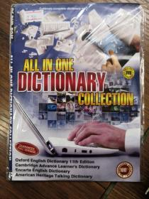 ALL IN ONE DICTIONARY COLLECTION