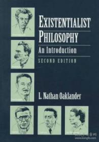 Existentialist Philosophy: An Introduction (2nd Edition)