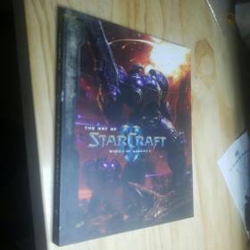 The Art Of Starcraft: Wings Of Liberty 星际争霸自由之翼艺术
