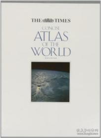 Times Concise Atlas Of The World Ninth Edition