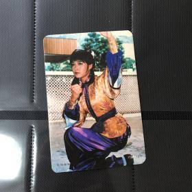 欧阳佩珊 圆角老照片卡 5寸 -7