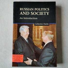 RUSSIAN POLITICS AND SOCIETYAn Introduction