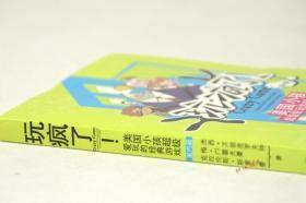 玩疯了·室内篇(美国小孩超级爱玩的经典游戏)书籍