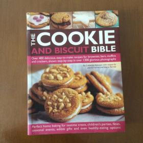 The Cookie and Biscuit BIBLE