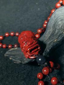 """纯天然极品顶级鸡血石吊坠,大红袍鸡血石吊坠,极品大红袍""""神兽貔貅""""鸡血石吊坠,非常罕见的极品大红袍,纯正鸡血石吊坠,可遇不可求收藏珍品"""