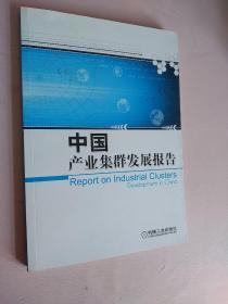 中国产业集群发展报告