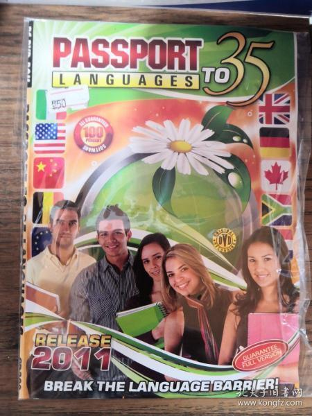PASSPORT LANGUAGES2011