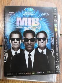 黑衣人3第二版DVD