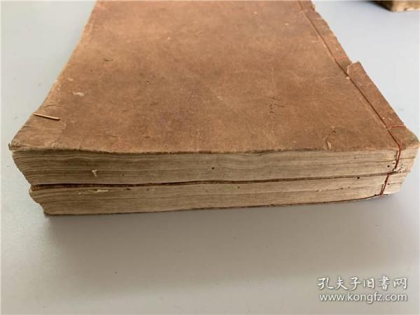 日本古抄本《海國兵談》2冊全,內有插圖。政論書,天明六年。全書16卷,江戶時期林子平開眼看世界的憂患意識,渲染俄國南下威脅,主張充實海防。林子平是江戶末期著名學者,寬政三奇人之一。書一度遭禁,木版被毀,但民間仍有早期的手抄本偷偷流傳下來。