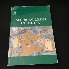德文原版 securing loans in the prc(在中国担保贷款)