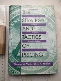 The Strategy and Tactics of Pricing精装