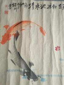 山东省美协会员张景刚国画作品