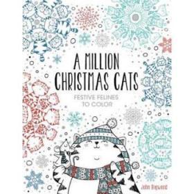 A Million Christmas Cats: Festive Felines ...