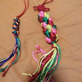 全新西藏七彩绳 挂饰(朋友旅游带回)