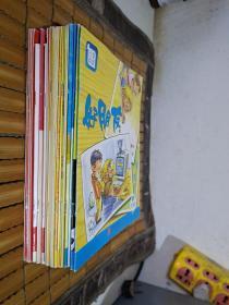 分享阅读:小班上7册+小班下2册+中班上4册+中班下8册+大班上1册+大班下3册【25册合售 不重复】