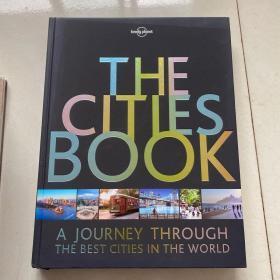 Lonely Planet  The Cities Book  孤独的星球城市书