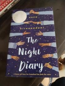 英文原版 夜晚日记 2019年纽伯瑞银奖小说 The Night Diary 儿童文学 Veera Hiranandani