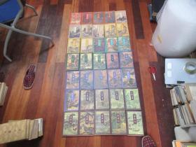金庸作品集(全36册,1994年第一版,1998年第六次印刷,)少一本,共35本