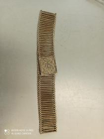 纯铜腰带,老物件