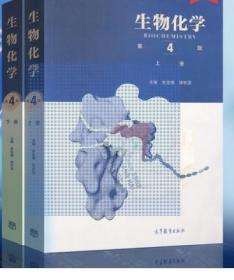 生物化学 第四版第上下册两本套 朱圣庚 徐长法 王镜岩 考研指定用书