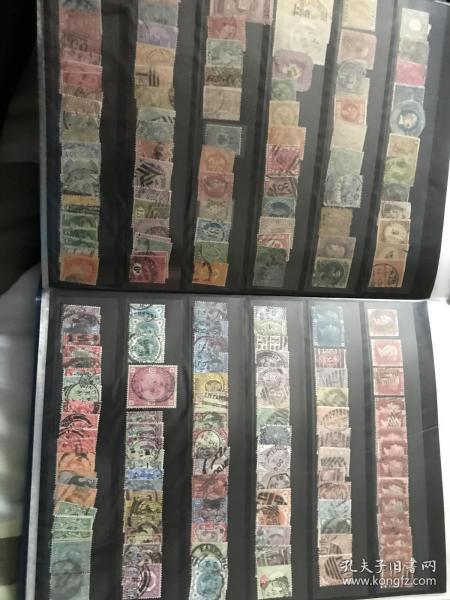 世界最古老邮票一本 补图 还有没拍照