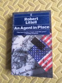 Robert Littell An Agentin Place