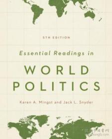 Essential Readings In World Politics (fifth Edition) (norton Series In World Politics)