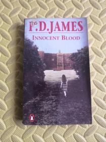 I.D.JAMES INNOCENT BLOOD